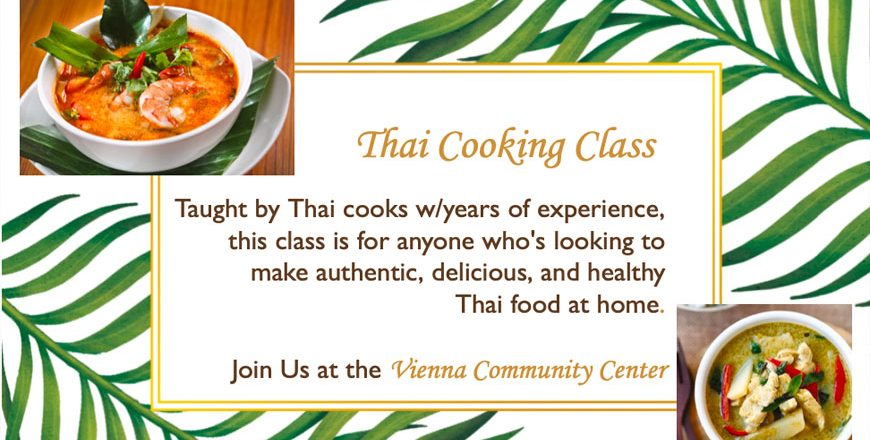 Thai Cooking Workshops