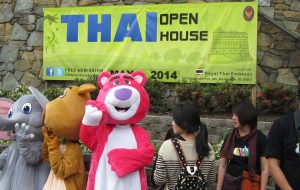 Thai Embassy Open House