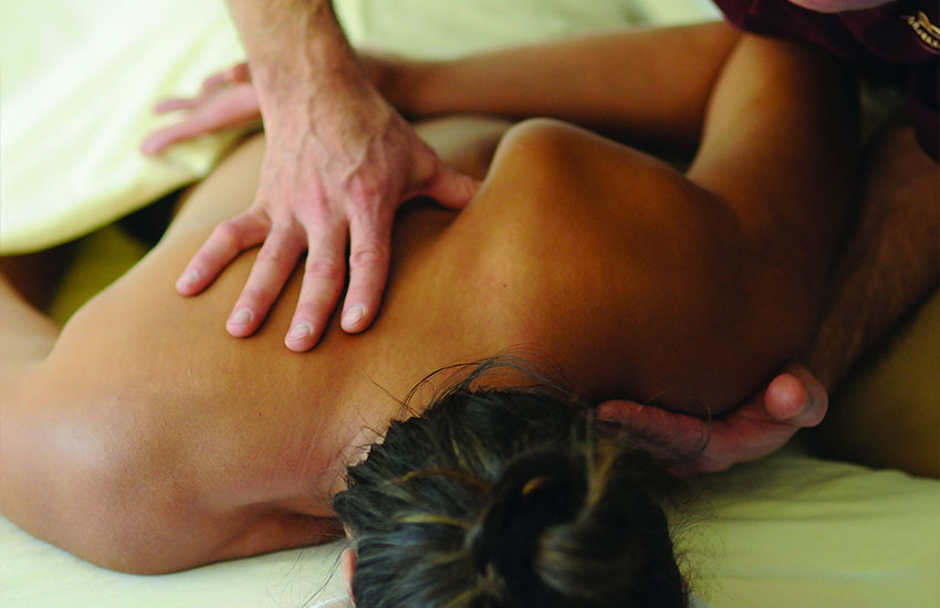 Acupressure Points Therapy
