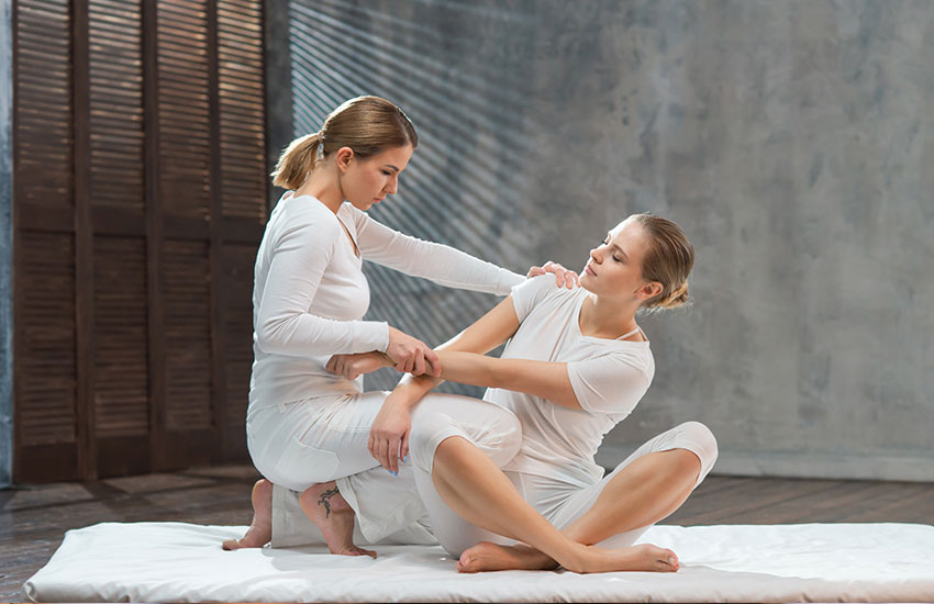 Basic Thai Massage